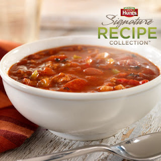 Hunt's® Fire-Roasted Beef Chili.