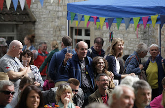 Photo: Festival audience © Priston Festival 2012
