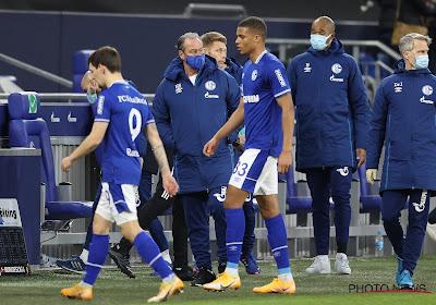 Schalke 04 reprend sa série de défaites face au Cologne de Bornauw
