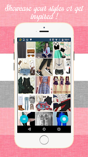 Hunt For Style - Styling Board- screenshot thumbnail