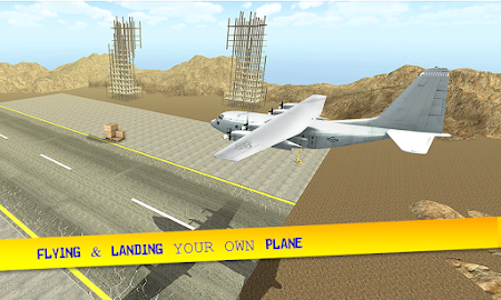 Cargo Plane City Airport 1.0 screenshot 69653