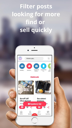 iloon: buy used clothes furniture car goods sell screenshot 3