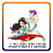 Aladdin and Princess Jasmine Adventure icon