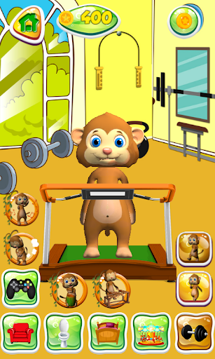 Talking Monkey 2.1 screenshots 6