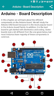 Learn Arduino - náhled