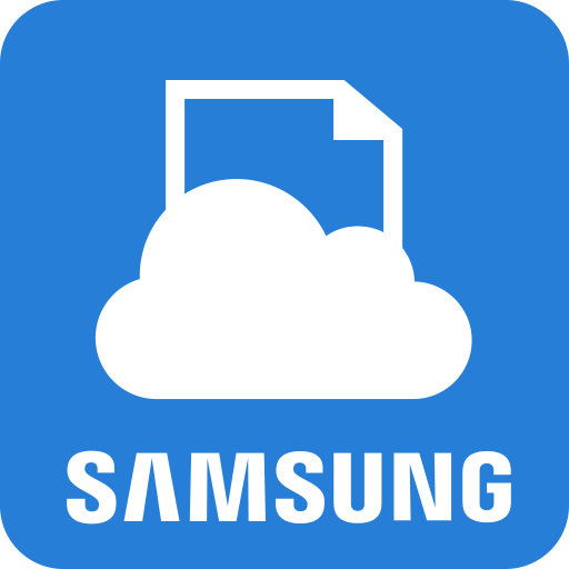 Samsung Cloud Print Icon