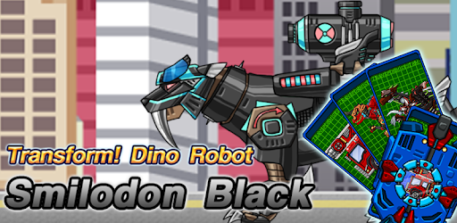 First Choice Auto Finance >> Smilodon Black - Transform! Dino Robot - Apps on Google Play