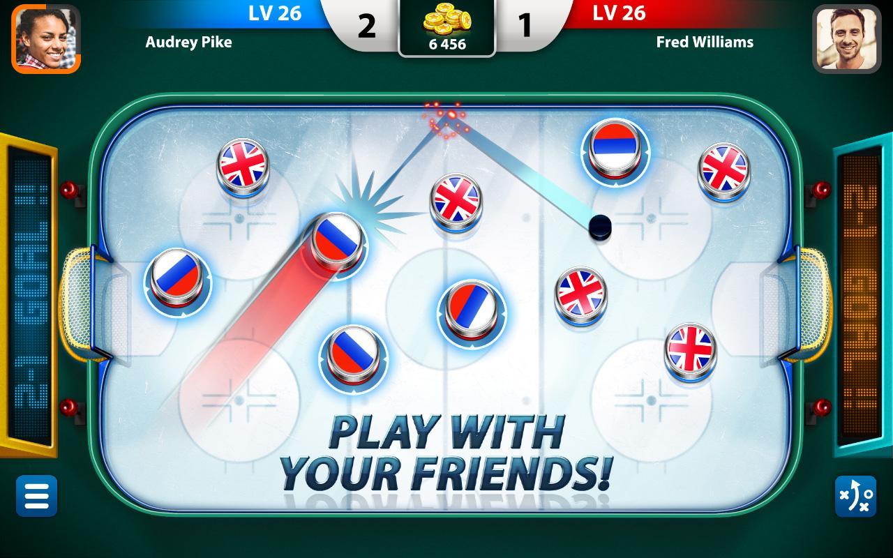Hockey Stars screenshot #2