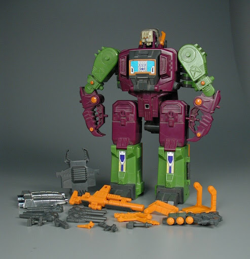Action figure:Scorponok (Evil Decepticon)