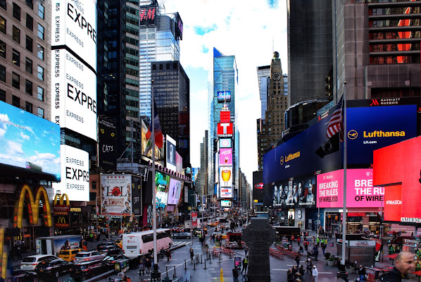 Times Square di laura_bazzy_bazzan