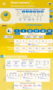 smart numbers for Lotto(PL) - náhled
