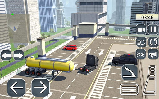 Cargo Truck Driver-Oil Tanker  screenshots 10