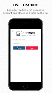 Sharenet- screenshot thumbnail
