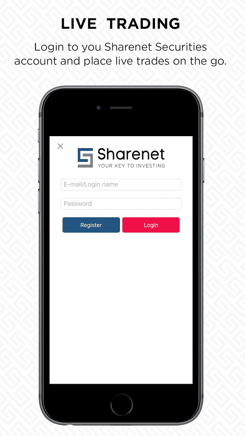 Sharenet- screenshot