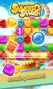Sweets Smash- screenshot thumbnail