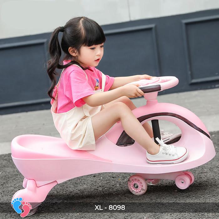 Xe lắc tay trẻ em Broller XL8098 2