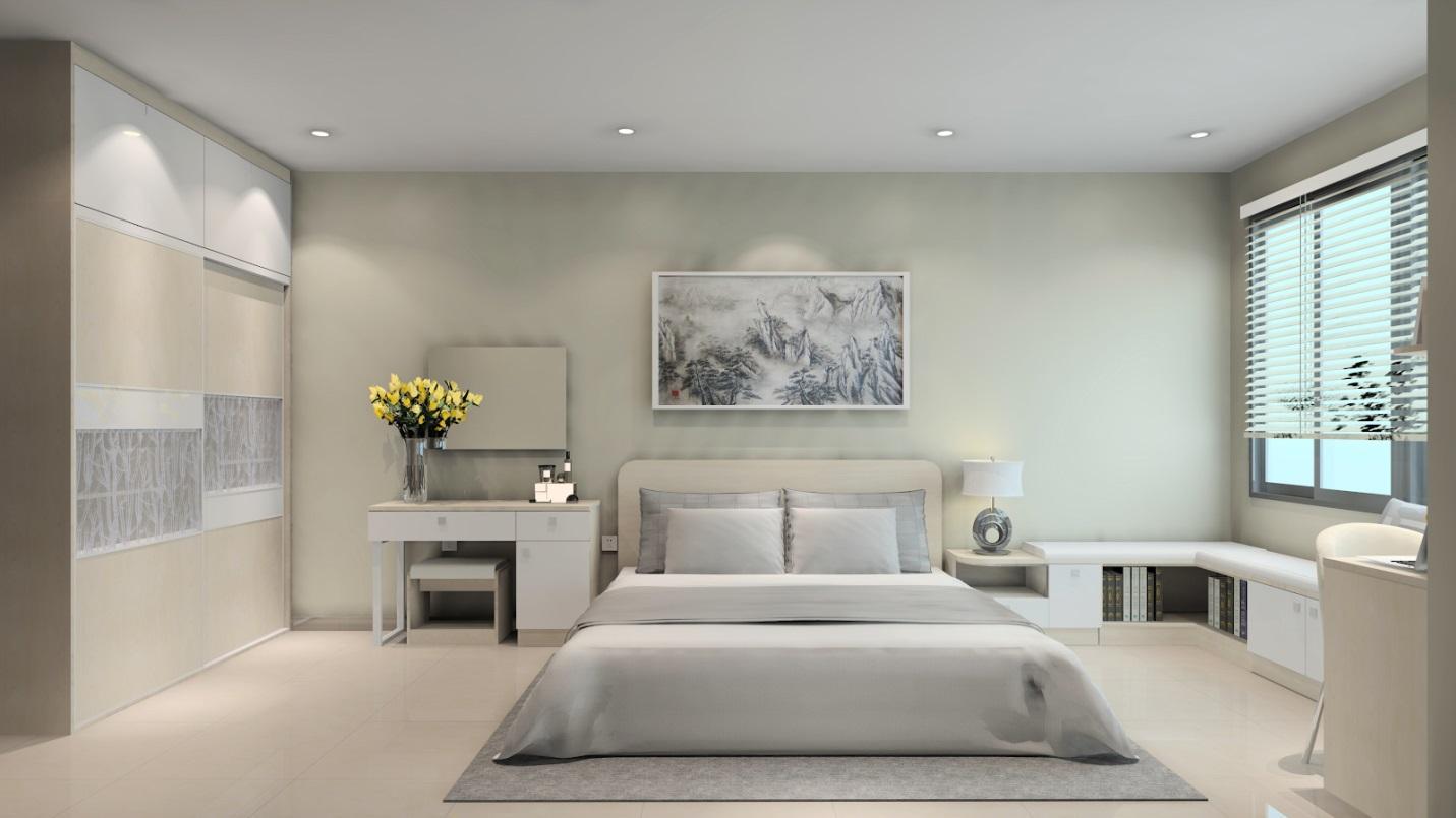 Phòng ngủ đẹp nhất 1