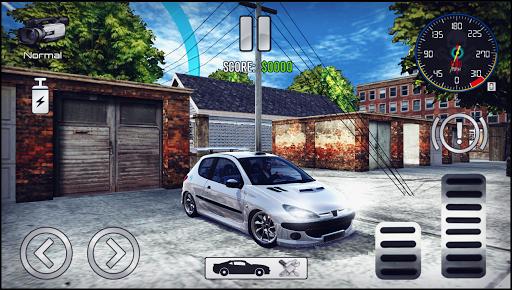 206 Drift & Driving Simulator 4.1 screenshots 5