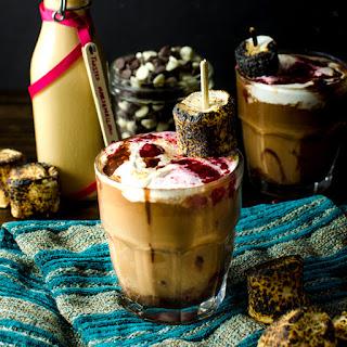 Rocky Road Mocha (Rocky Road Hot Chocolate).