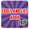 Fools and Lies April 2016 icon
