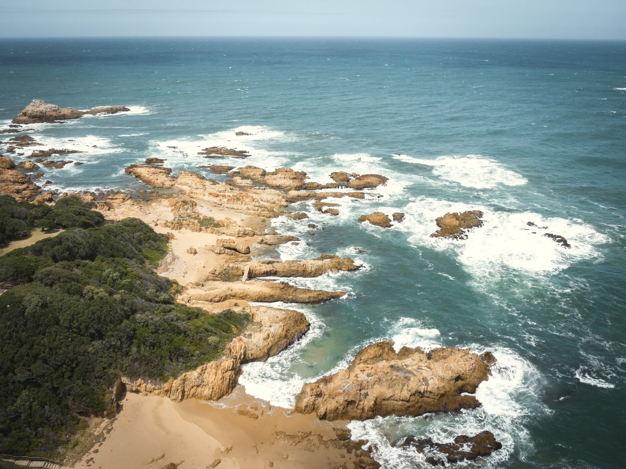 Knysna Head on the spectacular Garden Route, South Africa