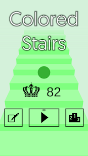Download Colored Stairs For PC Windows and Mac apk screenshot 1