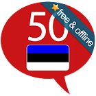 Estonio 50 idiomas icon