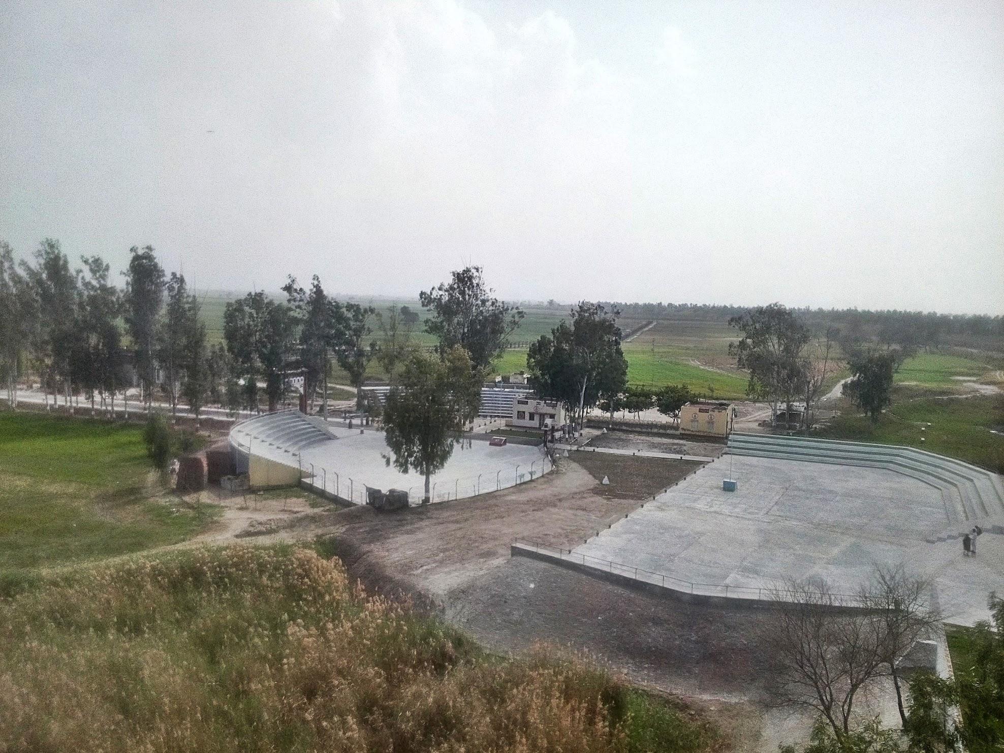 Parade Arena : Sulemanki Border Post