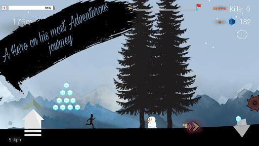 Hero's Adventures  captures d'écran 1