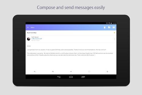 Yahoo Mail – Free Email App Screenshot 7