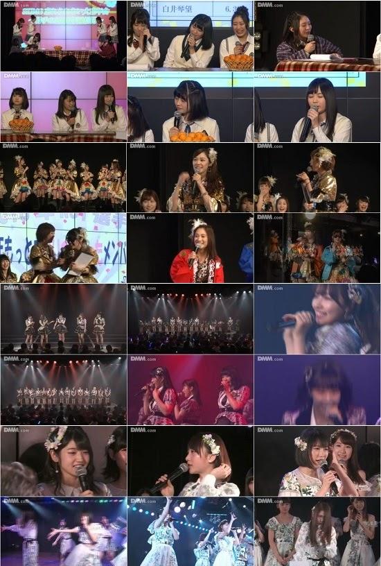 (LIVE)(公演) AKB48 SKE48 NMB48 新春特別公演 161231 170101