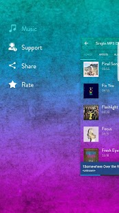 Simple MP3 Download Player Pro Screenshot