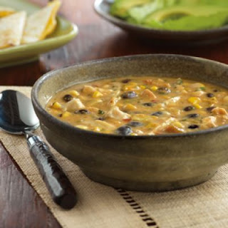 Slow Cooker Chicken Tortilla Soup.