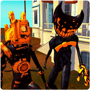 Cute Bendy And The Projectionist for PC