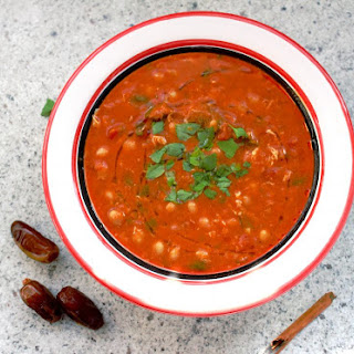 Harira - Moroccan Soup.