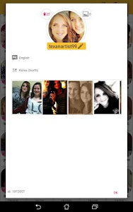 Dating for singles myMobil screenshot 23