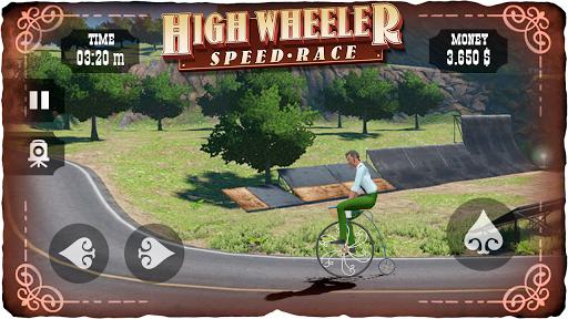 Download High Wheeler Speed Race MOD APK 9