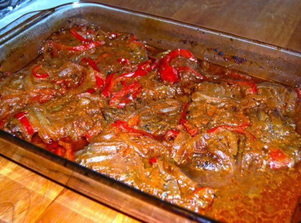 Round Steak Bake Recipe