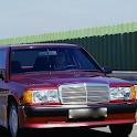 Wallpaper Mercedes CClassW201 icon