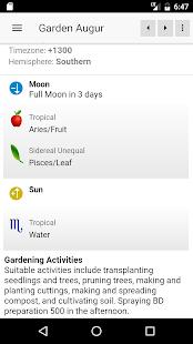 Garden Augur (Biodynamic/Moon) - náhled