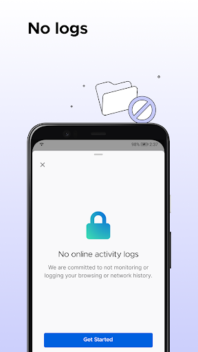 Mozilla VPN screenshot 7