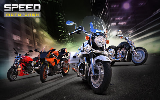 Speed Motor Dash:Real  Simulator screenshot 20