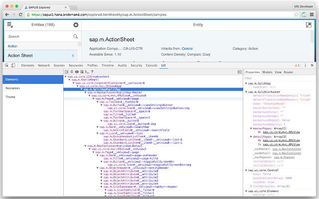 UI5 Development Tools
