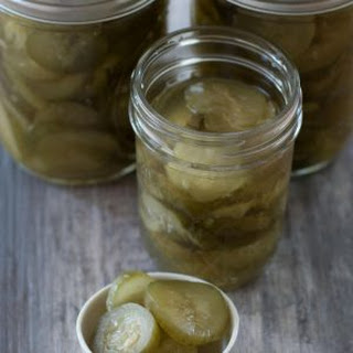 Sweet Pickles With Alum Recipes
