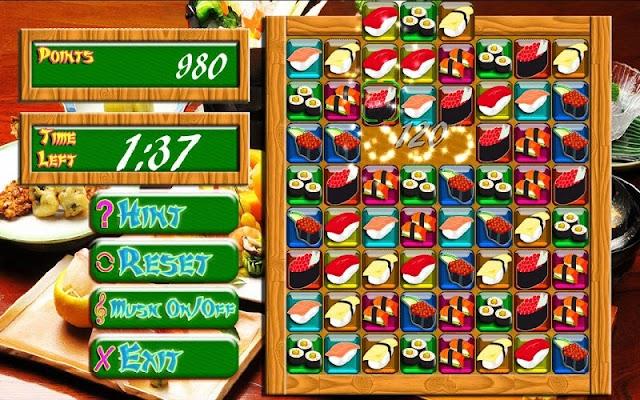 Sushi Matching - screenshot