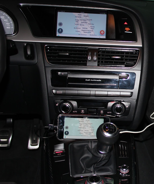 Mirror Link your phone onto your MMI???? | Audi-Sport net