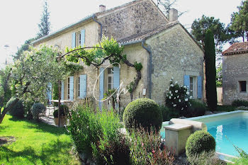 villa à Mollégès (13)