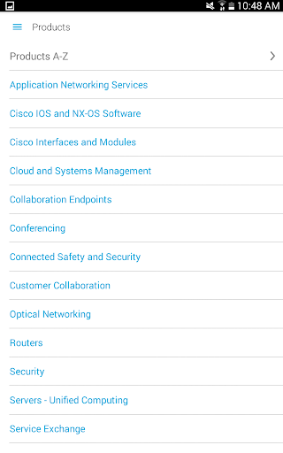 Cisco screenshot 8