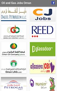 Oil and Gas Jobs Oman - náhled