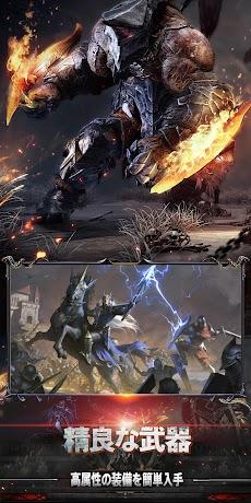 聖剣戦記 - 縦画面ゲームアプリのおすすめ画像4